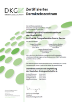 Bild: Interdisziplinaeres Darmkrebszentrum - IDZ im Charite Comprehensive Cancer Center - 2018