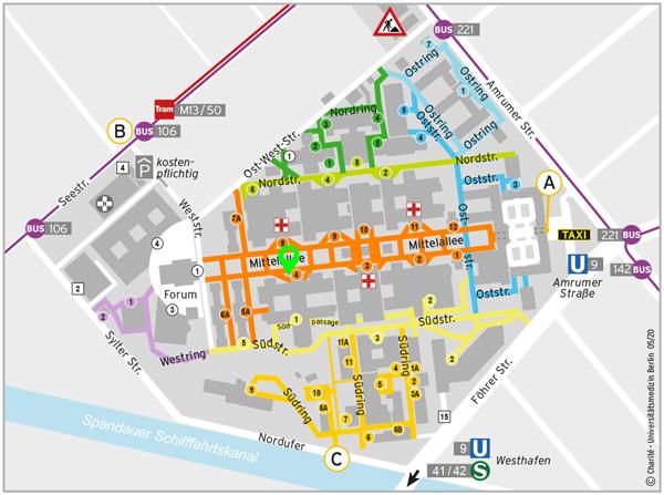 Augustenburger Platz 1 D 13353 Berlin